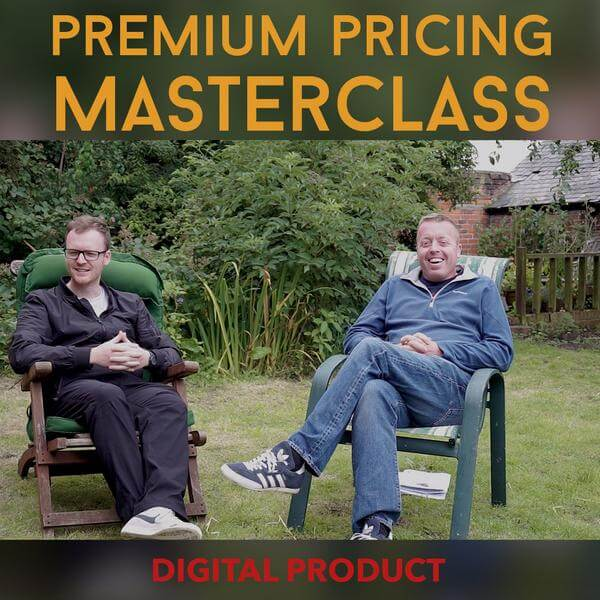 Premium Pricing Masterclass