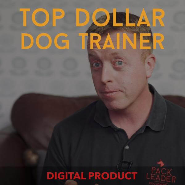 Top Dollar Dog Trainer