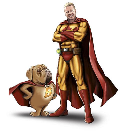 Dom Superhero
